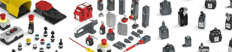 NSV Industriekomponenten-Produkte im Überblick