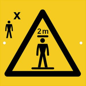 Nsv Aufzugskomponenten Beschilderung Warn Und Hinweisschilder