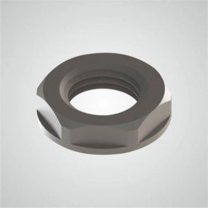 Nsv Industriekomponenten Kabelverschraubungen Kunststoff Gegenmutter Mit Kragen