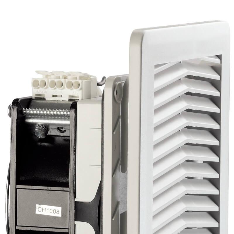 Nsv Industriekomponenten Klimatisierung Filterluefter Cage Clamp
