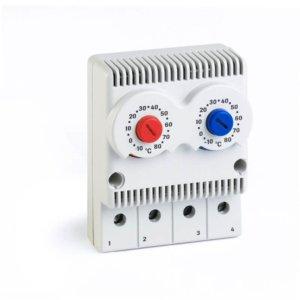 Nsv Industriekomponenten Klimatisierung Zwillings Thermostat