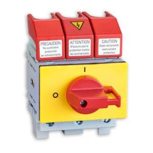 Nsv Industriekomponenten Elektroschaltgeraete Lasttrennschalter Ul 489